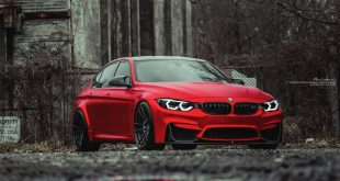 BMW F80 M3 Brixton Mattrot Carbon Bodykit Tuning 12 310x165 Passt auch am 997.1   Brixton Forged Wheels CM16 Felgen