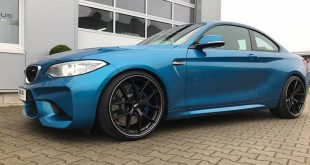 BMW M2 F87 20 Zoll BBS CI R Tuning 1 310x165 KW Variante 3 & goldene BBS Alu's am BMW M2 F87 Coupe