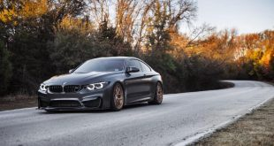 BMW M4 F82 Coupe HRE R101 Felgen Tuning 3 310x165 Sehr gelungen   BMW M4 F82 Coupe auf HRE R101 Felgen