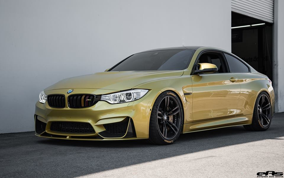 BMW M4 F82 by EAS Tuning 3 Tuning Highlight mit Serienfelgen   BMW M4 F82 by EAS