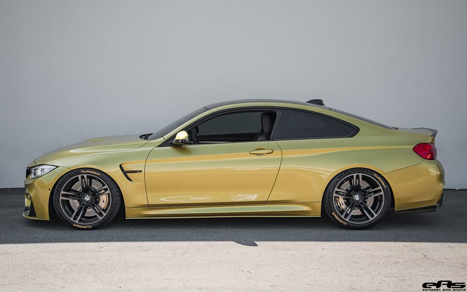 BMW M4 F82 by EAS Tuning 4 Tuning Highlight mit Serienfelgen   BMW M4 F82 by EAS