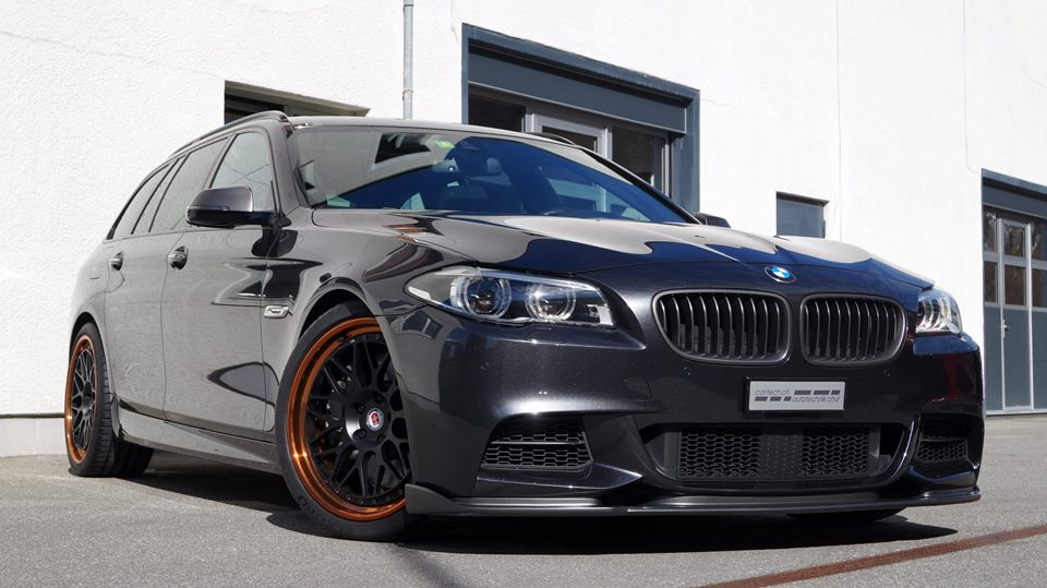 papas laster bmw m550d mit 458ps vom tuner. Black Bedroom Furniture Sets. Home Design Ideas