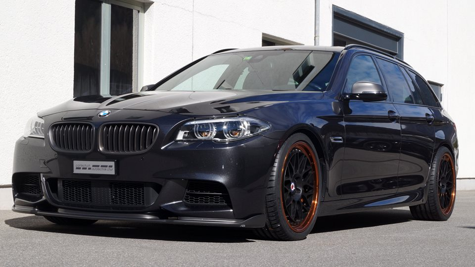 bmw m550d f31 chip tuning hre classic 300 8 tuningblog. Black Bedroom Furniture Sets. Home Design Ideas