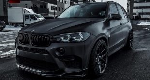 BMW X5M F85 mattschwarz Z Performance ZP.Nine Tuning 4 310x165 Z Performance ZP2.1 Alu's am GECKO BMW F87 M2 Coupe