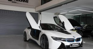 BMW i8 ADV.1 Wheels ADV05 M.V2 Tuning HR 8 310x165 Dezent   21 Zoll ADV05 M.V2 Felgen am BMW i8 in Weiß