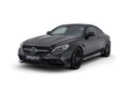 BRABUS Mercedes Benz C63s AMG Coupe A205 1 190x127 Oben ohne & mit 650PS   Brabus 650 Mercedes C63s AMG Cabrio