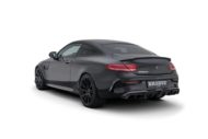 BRABUS Mercedes Benz C63s AMG Coupe A205 3 190x127 Oben ohne & mit 650PS   Brabus 650 Mercedes C63s AMG Cabrio