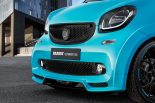 Brabus Ultimate Smart ForTwo 125 Tuning 2017 10 155x103 125PS & 200NM beflügeln den Brabus Ultimate Smart ForTwo