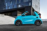 Brabus Ultimate Smart ForTwo 125 Tuning 2017 14 155x103 125PS & 200NM beflügeln den Brabus Ultimate Smart ForTwo