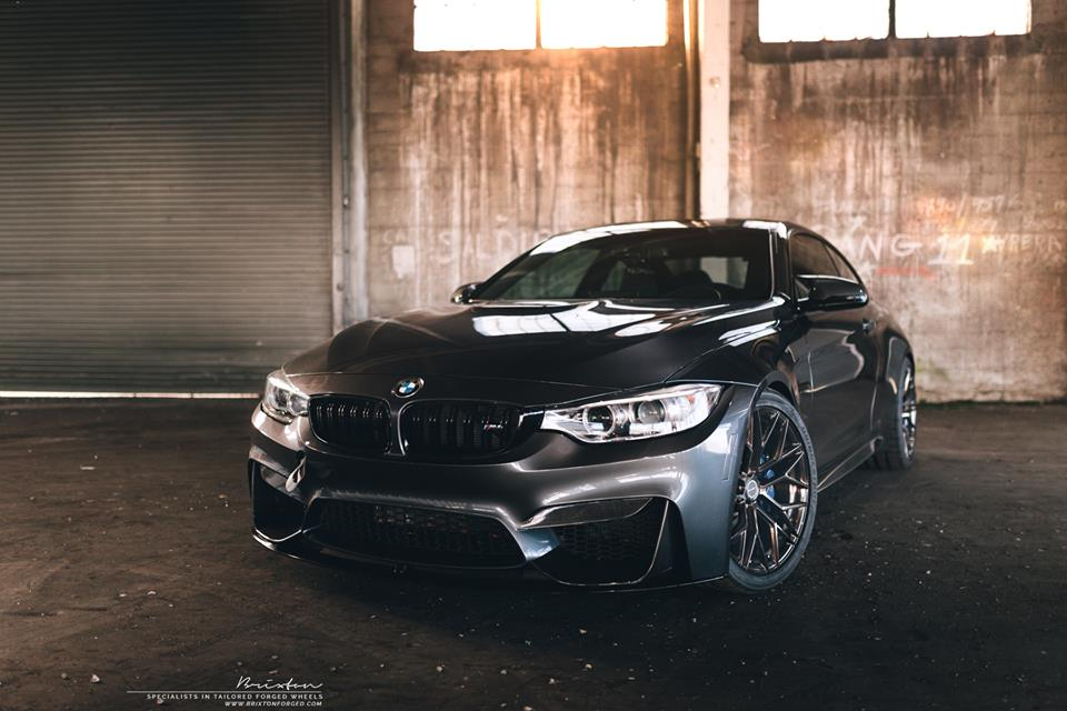 Brixton Forged CM10 Felgen BMW M4 F82 Coupe 8 Mega   Brixton Forged CM10 Felgen am BMW M4 F82 Coupe