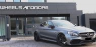 C63 AMG Tuning Felgen 20 Zoll 190x94 Startrack 6.8   680PS Mercedes C63 AMG Coupe C205 by WAM