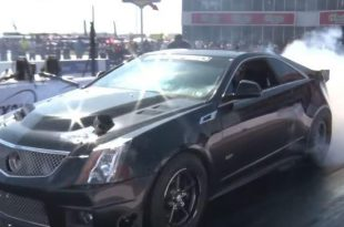 Cadillac CTS V Rekord 2000ps tuning 5 310x205 Video: Mit 2000+PS schnellster Cadillac CTS V der Welt?