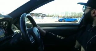 Dragrace Evolve BMW F10 M5 vs Pagani Huayra 310x165 Der Traum vom Pagani   High End Tuning direkt ab Werk