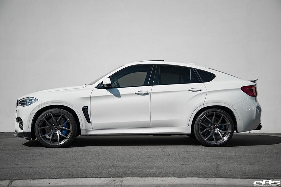 EAS BMW X6M F86 Vorsteiner Akrapovic Tuning 4 Dezentes Monster   EAS BMW X6M F86 mit Vorsteiner Part's