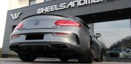 Fahrwerk C63 AMG Coupe 190x94 Startrack 6.8   680PS Mercedes C63 AMG Coupe C205 by WAM
