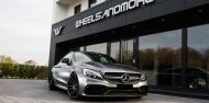 Felgen 21 Zoll Mercedes C63 AMGS Coupe 190x94 Startrack 6.8   680PS Mercedes C63 AMG Coupe C205 by WAM