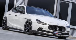 GS Bodykit Corspeed JMS Tuning Maserati Ghibli 3 310x165 Auch ohne S line Paket   JMS Racelook Bodykit am Audi A4 B9