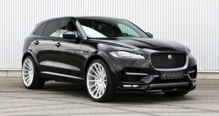 Hamann Motorsport Widebody Jaguar F Pace 2017 Tuning 10 310x165 Jaguar F Type Predator mit 650PS von VIP Design London