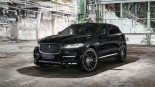 Hamann Motorsport Widebody Jaguar F Pace 2017 Tuning 2 155x87 Premiere! Hamann Motorsport Widebody Jaguar F Pace