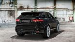 Hamann Motorsport Widebody Jaguar F Pace 2017 Tuning 3 155x87 Premiere! Hamann Motorsport Widebody Jaguar F Pace