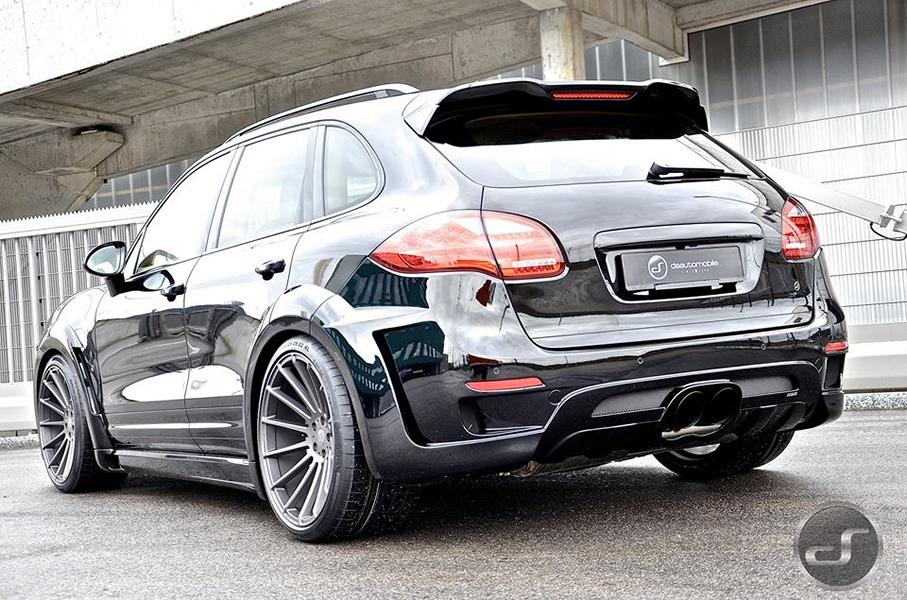 hamann widebody porsche cayenne tuning 2. Black Bedroom Furniture Sets. Home Design Ideas