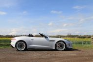 Jaguar F Type Predator Cabrio by VIP Design London 4 190x127 Jaguar F Type Predator mit 650PS von VIP Design London