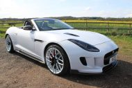 Jaguar F Type Predator Cabrio by VIP Design London 5 190x127 Jaguar F Type Predator mit 650PS von VIP Design London