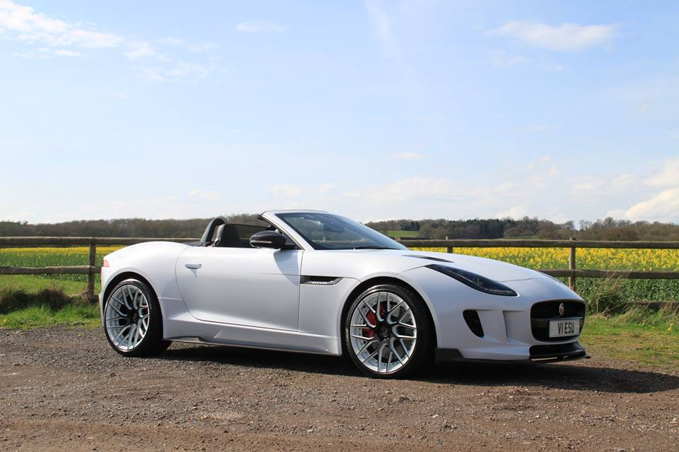 Jaguar F Type Predator Cabrio by VIP Design London 7 Jaguar F Type Predator mit 650PS von VIP Design London