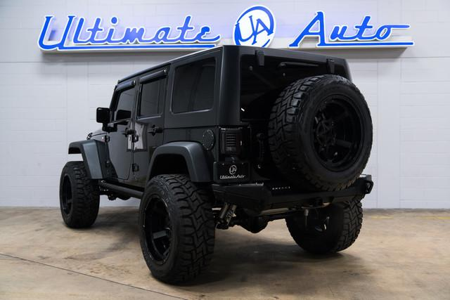 For Sale Pitch Black Jeep Wrangler Rubicon Hard Rock