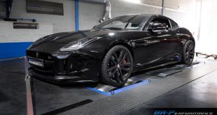 Kompressor BR Performance Jaguar F Type R Tuning 2 310x165 Jaguar F Type Predator mit 650PS von VIP Design London