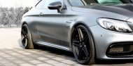 Konkave Felgen 20Zoll Mercedes AMG C63 190x94 Startrack 6.8   680PS Mercedes C63 AMG Coupe C205 by WAM