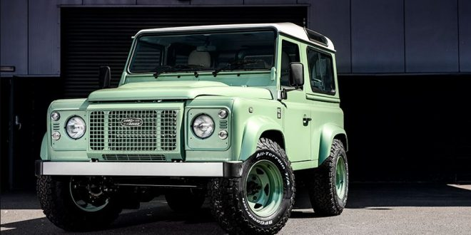 Land Rover Defender Heritage 90 by Chelsea Truck Company