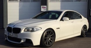M5 Style BMW 535d F10 Tuning by TVW Car Design 3 310x165 M5 Style am BMW 535d F10 vom Tuner TVW Car Design