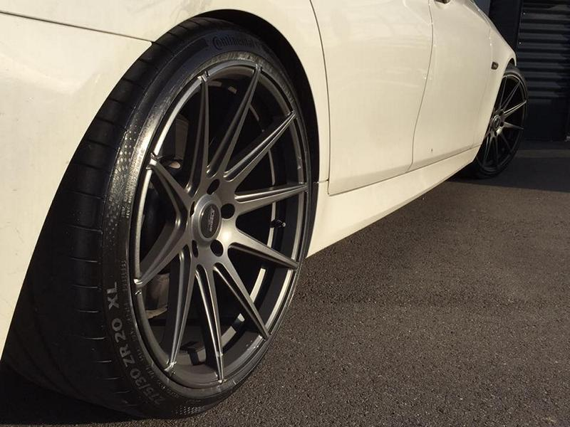 M5 Style BMW 535d F10 Tuning by TVW Car Design 4 M5 Style am BMW 535d F10 vom Tuner TVW Car Design