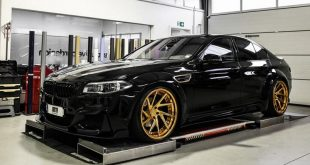 MD BMW F10 PD5XX Bodykit 21 Rennen Forged Tuning 3 1 310x165 Fett   Mercedes C Klasse Coupé (C205) vom Tuner M&D