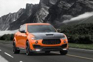 Mansory Maserati Levante Autoshow 2017 Genf Tuning 5 190x127 Sehr auffällig   Mansory Maserati Levante zur Autoshow in Genf