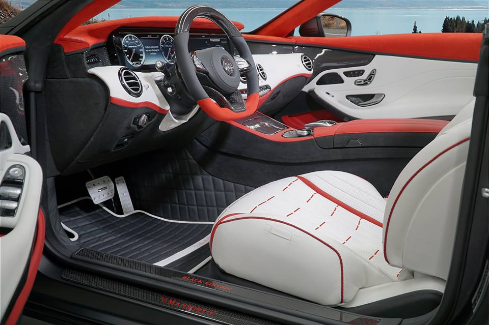 Mansory Mercedes Benz S63 AMG Cabrio A217 Tuning 1 Mansory Mercedes Benz S63 AMG Cabrio A217 in GENF