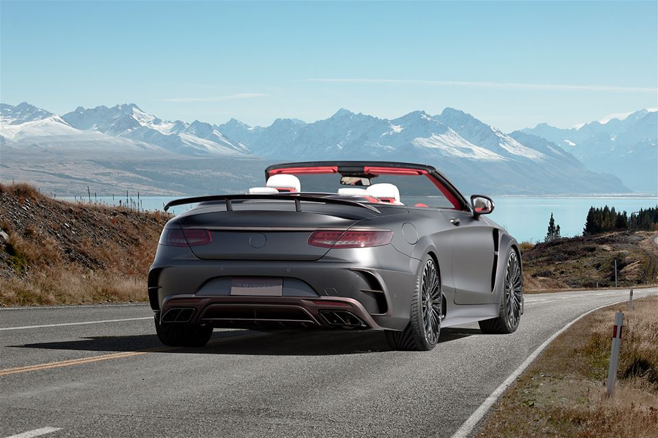 Mansory Mercedes Benz S63 AMG Cabrio A217 Tuning 2 Mansory Mercedes Benz S63 AMG Cabrio A217 in GENF