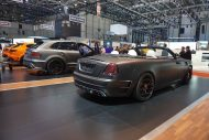 Mansory Tuning Genf 2017 5 190x127 Mansory Mercedes Benz S63 AMG Cabrio A217 in GENF
