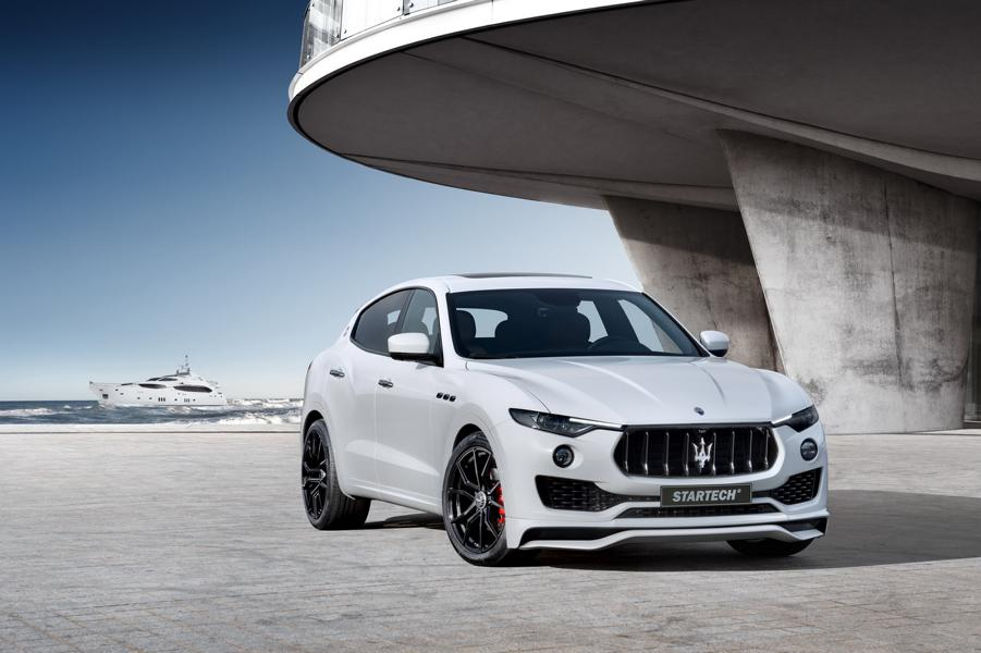 Maserati Levante Tuning by Startech 2017 5 Weltpremiere   Edler Maserati Levante vom Tuner Startech