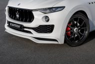 Maserati Levante Tuning by Startech 2017 8 190x127 Weltpremiere   Edler Maserati Levante vom Tuner Startech