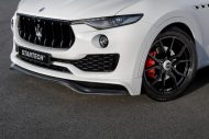 Maserati Levante Tuning by Startech 2017 9 190x127 Weltpremiere   Edler Maserati Levante vom Tuner Startech