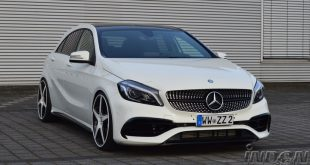 Mercedes Benz A Klasse 20 Zoll AMG 5 310x165 Inden Design   Mercedes Benz C63 AMG Coupe Edition 507