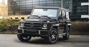 Mercedes Benz G63 AMG Hammer Edition Chelsea Truck Company Widebody 7 310x165 463 Industries GC01 Wheels am Mercedes AMG G63