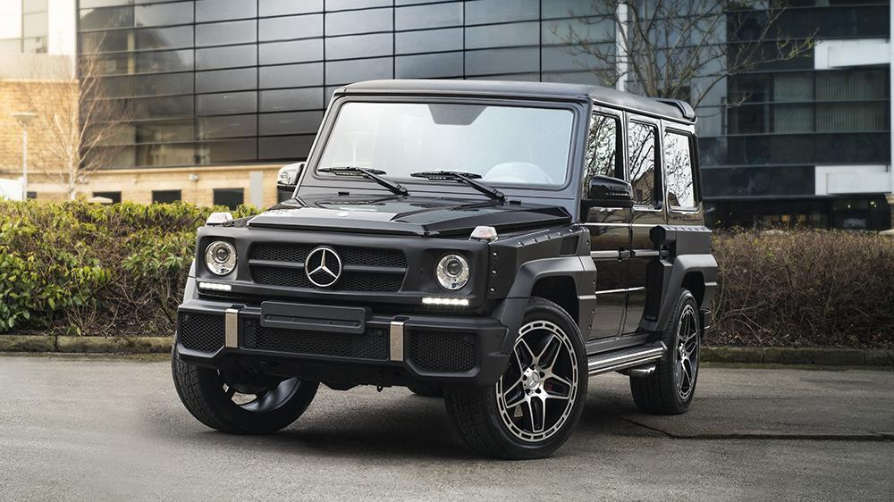 Mercedes Benz G63 AMG Hammer Edition Chelsea Truck Company Widebody 7 Mercedes Benz G63 AMG   Hammer Edition by Chelsea Truck Company