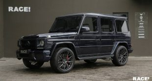 Mercedes Benz G63 AMG Vorsteiner V FF 107 Tuning 5 310x165 720 PS ONYX G7 Widebody Mercedes Benz G63 AMG