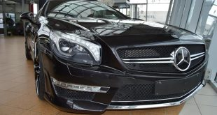 Mercedes Benz SL 65 AMG 21 Zoll Tuning 8 310x165 Inden Design   Mercedes Benz C63 AMG Coupe Edition 507