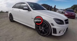 Mercedes C63 AMG 545PS 670NM P30 Package 310x165 Video: Mercedes C63 AMG mit 545PS & 670NM dank P30 Package