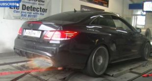 Mercedes E63 AMG Coupe GAD Motors Tuning 310x165 Video: Mercedes E63 AMG Coupe von GAD Motors mit 1049PS