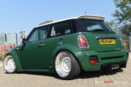Mini Cooper S Liberty Widebody Rotiform CCV Tuning 3 190x127 Widebody Mini Cooper S auf 18 Zoll Rotiform CCV Alu's